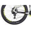 "HAIBIKE Xduro HardSeven 6.0 E-mountainbike 27,5"" sølv"
